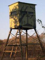Deer blind kits deer for Build your own deer stand